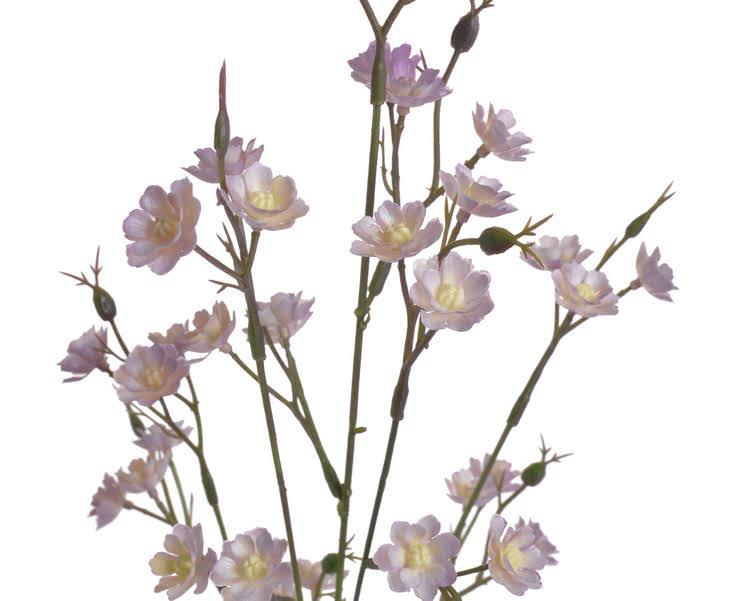 Kvitnúca halúzka žerušnica 66cm mix