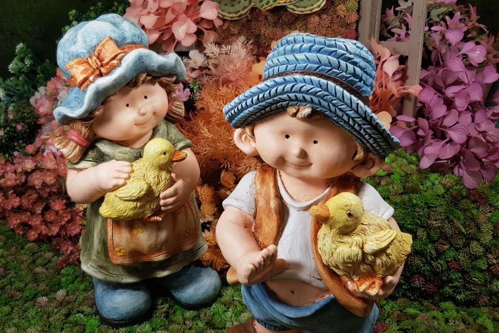 Set keramických detičiek Farmville XXL