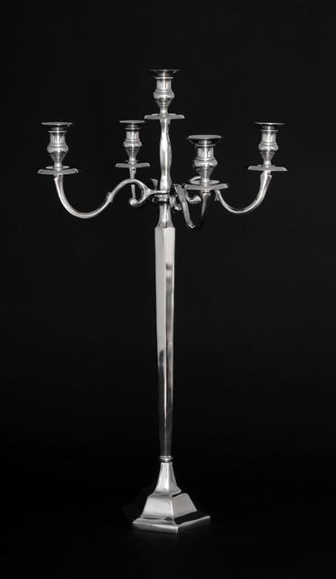Luxusný svietnik Aluminium 102cm