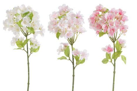 Dekoračná halúzka Čerešňa Sakura mix