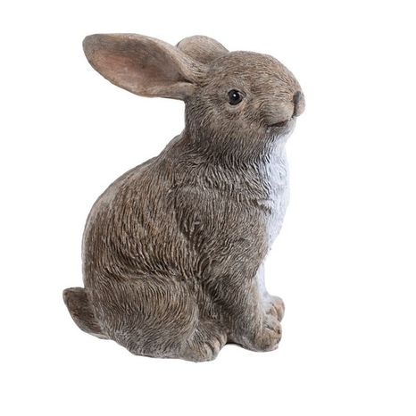 Keramický sediaci zajko Bunny