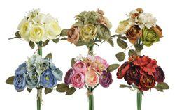 Kytica Ranunculus & hortenzia mix