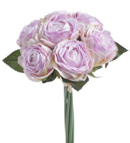 Kytička ruží 28cm
