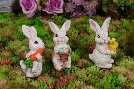 Set zajačikov Mittsu 3ks