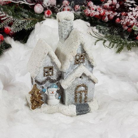 Svietiaci domček Snowy