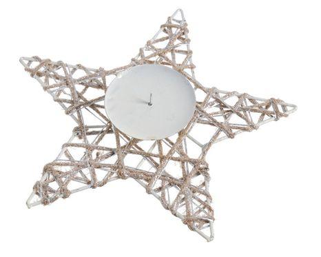 Svietnik Hviezda 25cm
