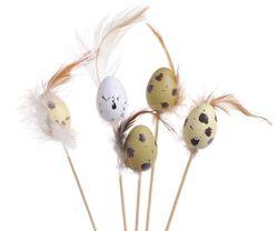 Vajíčka na paličke