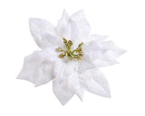 Vianočná ruža so štipčekom mix