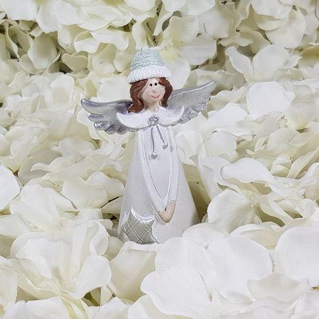 Zimný anjel Silver S
